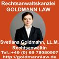 GOLDMANN LAW Rechtsanwaltskanzlei