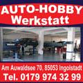 Auto Hobby Werkstatt in Ingolstadt