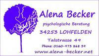 Alena Beсker psychologische Beratung
