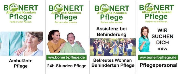 BONERT Alten und Kranken Pflege