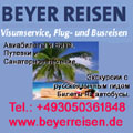 BEYER REISEN BERLIN