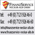 FinanzService Neckar-Alb GmbH — независимое консалтинговое агентство