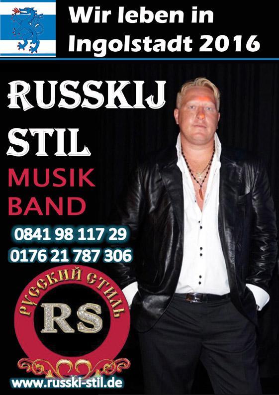 Russkij Stil - Musik Band