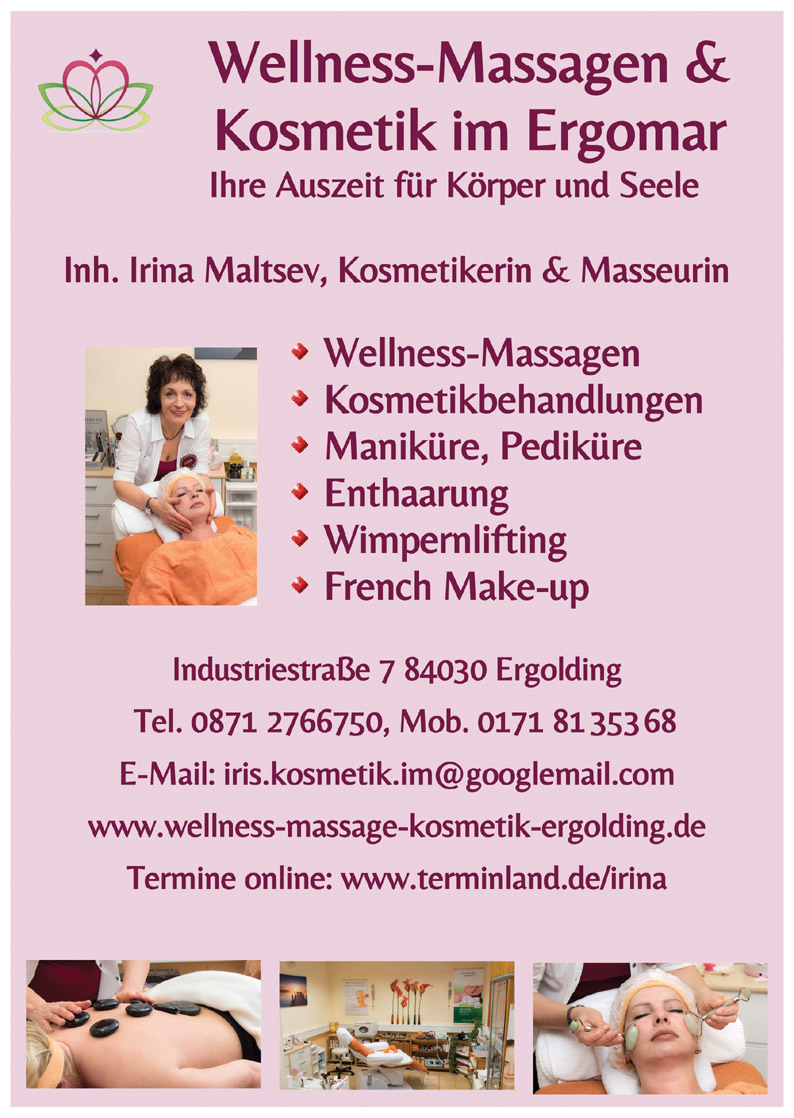 Wellness - Massage & Kosmetik